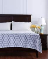 Berkshire Tipped Honeycomb Plush Blanket