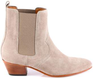 Closed Ankle Boot