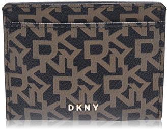 DKNY Logo Bryant Card Holder
