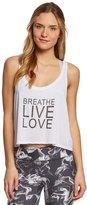 Jala Clothing Love Yoga Crop Top 8156596