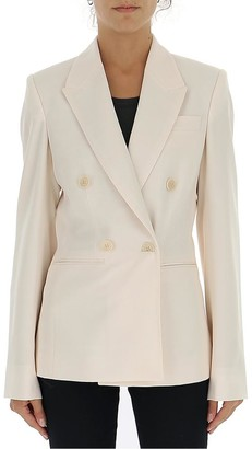 Stella McCartney Double Breasted Fitted Blazer
