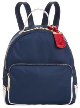 Tommy Hilfiger Julia Nylon Dome Backpack