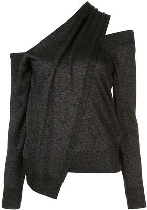 RtA Juliet draped jumper