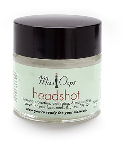 Miss Oops! Miss Oops Headshot 2 oz