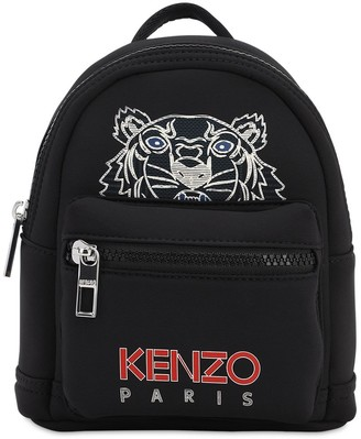 Kenzo Tiger Embroidered Mini Neoprene Backpack