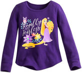 Disney Rapunzel Thermal Tee for Girls - Tangled: The Series