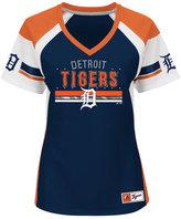 Majestic Women's Detroit Tigers Draft Me T-Shirt