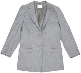 Richard Nicoll Grey Wool Jackets