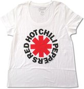 "Bravado Ladies Plus Red Hot Chili Peppers ""Asterisk"" T-Shirt"