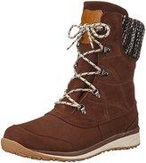 Salomon Women's Hime Mid Leather CSWP Winter Wear Shoe