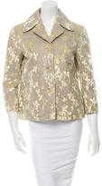 Rochas Embroidered Jacket w/ Tags