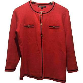 Brooks Brothers \N Red Silk Top for Women
