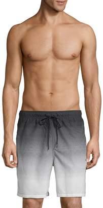 Calvin Klein Swim Printed Drawstring Swim Shorts