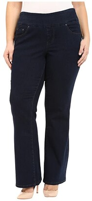 Jag Jeans Plus Size Paley Boot in After Midnight Comfort Denim (After Midnight) Women's Jeans