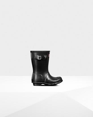Hunter Original Little Kids Nebula Rain Boots