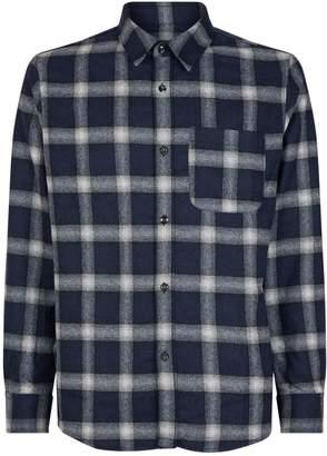 A.P.C. Check Shirt