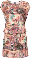 Thumbnail for your product : Lygia & Nanny Irene printed tunic