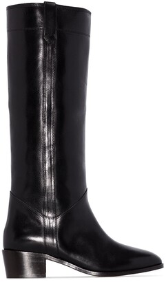 Isabel Marant Mewis knee-high boots