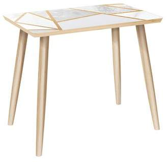 Bronx Meehan End Table Ivy Color: Natural