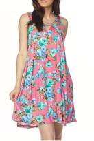 KITTY COUTURE Floral Sleeveless Tunic