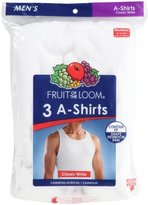 Fruit of the Loom Men's A-Shirt (Pack of 3)
