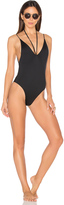 Minimale Animale Kamikaze One Piece Swimsuit