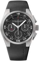Porsche Design Men's Dashboard 44mm Rubber Band Titanium Case Automatic Watch 6620-11-46-1238
