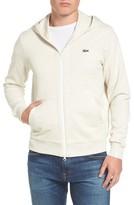 Lacoste Men's Fleece Zip Sweatshirt