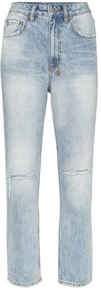 Ksubi Chlo Wasted Mortal ripped jeans
