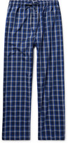 Derek Rose - Barker Checked Cotton Pyjama Trousers