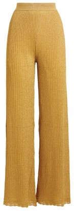 Missoni Lurex Ribbed Trousers