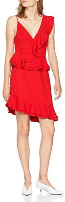 C/Meo COLLECTIVE Women's Entice Dress,6 (Size: X-Small)