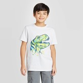 Cat & Jack Boys' Short Sleeve Dinosaur Graphic T-Shirt - Cat & JackTM
