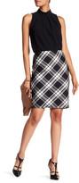 Trina Turk Crissy 2 Plaid Skirt