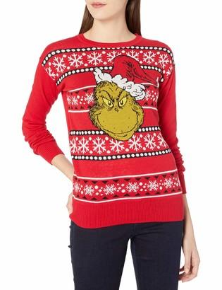 Dr. Seuss Women's Ugly Christmas Sweater