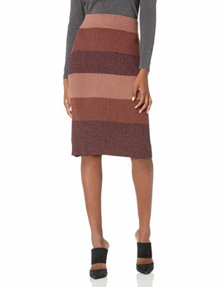 Paige Women's Arken High Waist Midi Co-Ord Skirt
