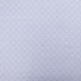 Indigo & Wills - Casablanca Grey Voile Curtain Panel - Grey