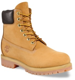 Timberland Men's 6-inch Premium Waterproof Boots Men's Shoes