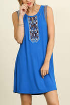 Umgee USA Sleeveless Dress