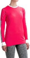 Helly Hansen HH Active Flow Shirt - Crew Neck, Long Sleeve (For Women)