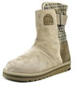 Sorel Newbie Women Us 12 Tan Winter Boot.