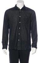 Rag & Bone Classic Fit Woven Shirt