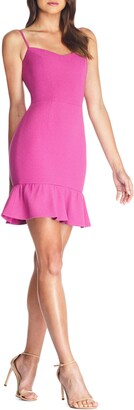 Dress the Population Mira Minidress