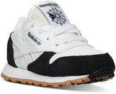 Reebok Toddler Boys' Classic Leather SP Casual Sneakers from Finish Line