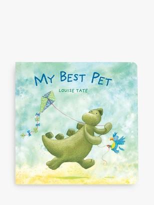 Jellycat My Best Pet Children's Book
