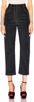Isa Arfen Velvet Jeans