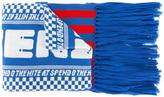 Kenzo racing scarf - women - Cotton - One Size
