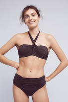 Seafolly Wrap-Front Bandeau Top