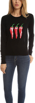 Markus Lupfer Chillies Sequin Grace Sweater