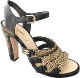 Chanel Sandales à talons